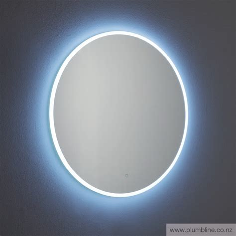 round led bathroom mirror eclisse 800 round led mirror bathroom furniture bathroom