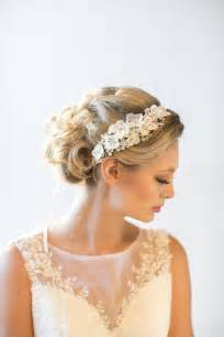 bridal ribbon hairstyles wedding headpiece bridal hair accessory bridal ribbon