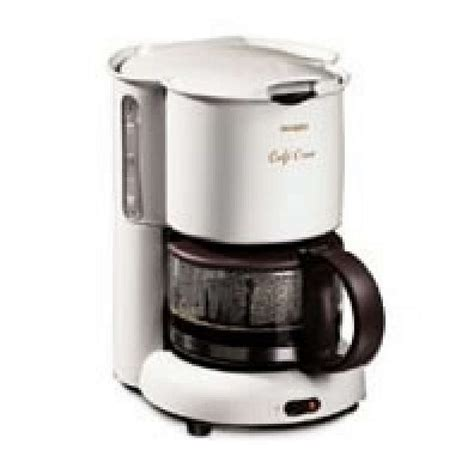 Coffee Maker Philips daily collection coffee maker hd7400 20 philips