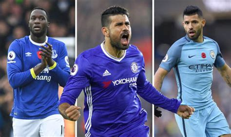 epl top scorer 2016 premier league top scorers who has the most goals so far
