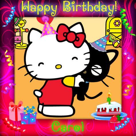 hello kitty wallpaper happy birthday hello kitty images happy birthday wallpaper and background