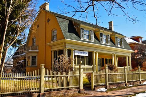 Dutch Colonial Homes by Denver S Single Family Homes By Decade 1890s