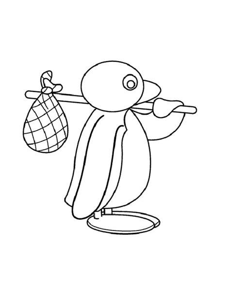 pingu coloring pages coloring pages