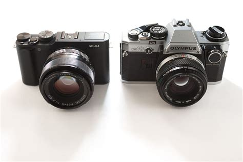 fuji photography blog dave young fotografia are mirrorless cameras actually that small 183 david