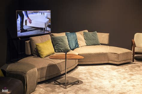 projector stand behind couch tastefully space savvy 25 living room tv units that wow
