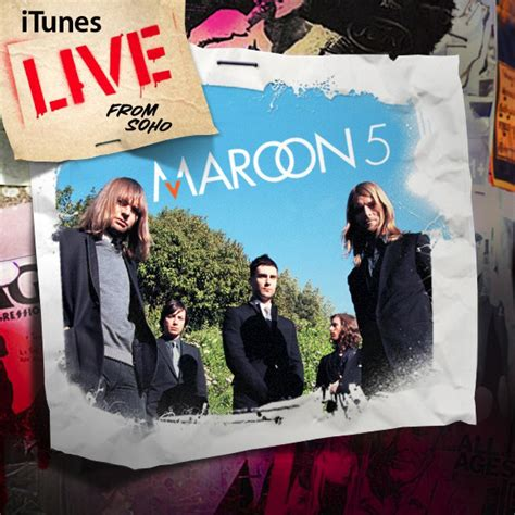 Maroon 5s New Album Hits Stores Today by Live From Soho Maroon 5 Wiki Fandom Powered By Wikia