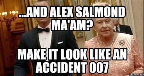 Alex Salmond Meme - home memes com
