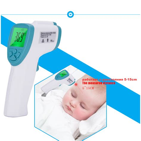 Termometer Digital Infrared forehead infrared digital thermometer