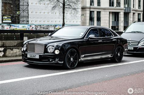mansory bentley bentley mansory mulsanne 2009 26 april 2016 autogespot