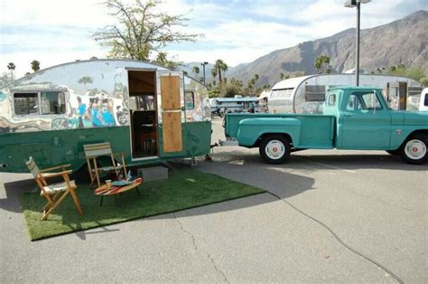 sweety trailer sweet 60s stepside chevy c trailer the happy cer