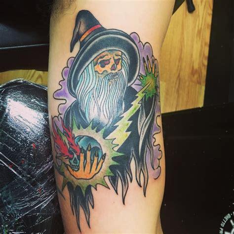 white wizard tattoo 19 wizard designs ideas design trends premium