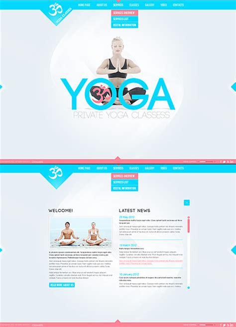 website templates for yoga yoga classes html5 template best website templates