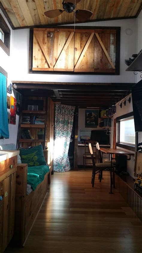 Tiny House 250 Square Feet a modern 250 square feet tiny house on wheels in south