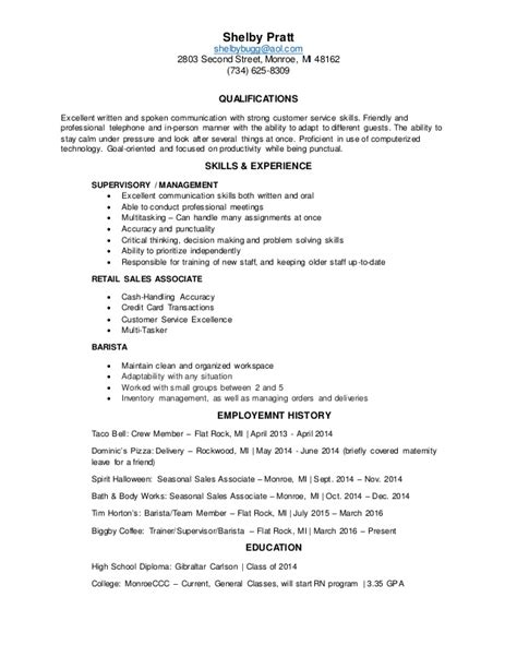 Generic Resume by Generic Resume General Use