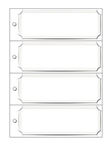 free blank bookmark templates to print blank bookmark templates free bookmarks
