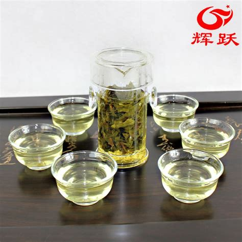 Glass Sets Freeshipping Glass Tea Set Suits Herbal Tea Set Suits