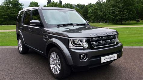 land rover discovery 4 2015 land rover discovery 3 0 sdv6 se 5dr diesel automatic 4