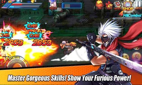 demon hunter rpg game android mod offline download link chaos demon hunter v1 3 android apk download