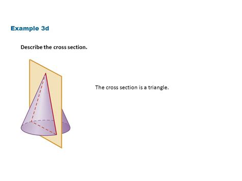triangular cross section geometry 3 dimension ppt download