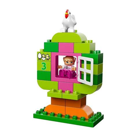 Lego 10571 Duplo All In One Pink Box Of lego 10571 all in one pink box of lego 174 sets duplo
