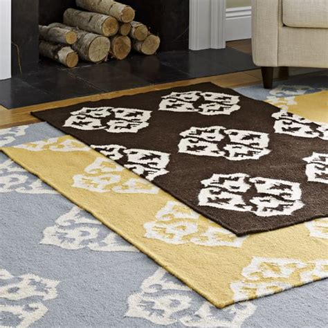 Andalusia Rug by West Elm Andalusia Rug Rugs Ideas
