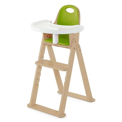 High Chairs by Baby To Booster Bentwood Folding Chair Svan