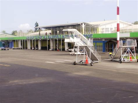 car rental at port vila bauerfield international airport