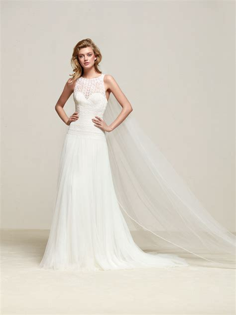 Brautkleid Pronovias by Pronovias 2018 Wedding Dresses Pronovias