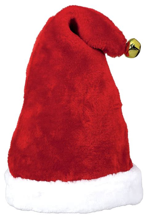santa hat w bell webhats com