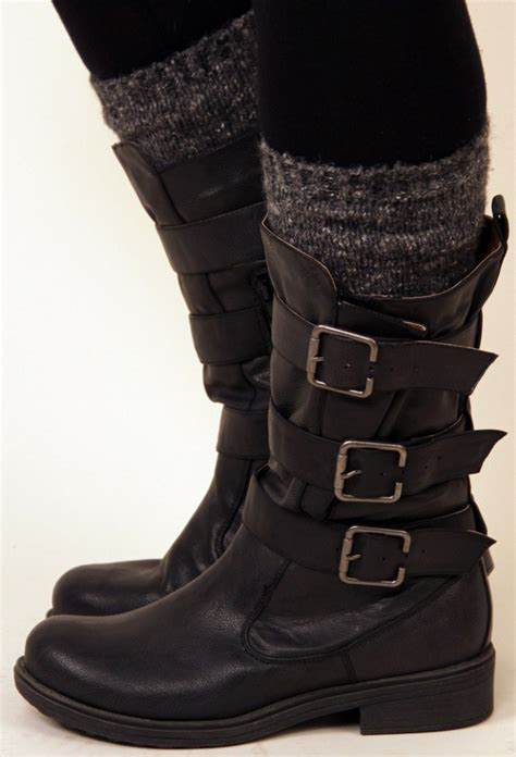 buckle boots awesome buckle boots shoes my obsession