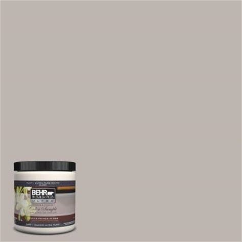 behr premium plus ultra 8 oz ul260 10 graceful gray interior exterior paint sle ul260 10
