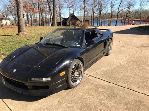 1991 acura nsx convertible original owner 89 000 for