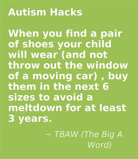 No Rotten Jokes About Compost Awareness Week by Autism Hacks This Quote Courtesy Of Pinstamatic Http