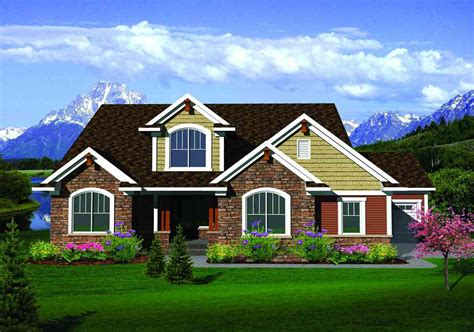 traditional two story house plans traditional two story home 89806ah architectural