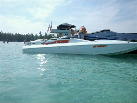 offshore boats for sale michigan 1995 american offshore 26 powerboat for sale in michigan
