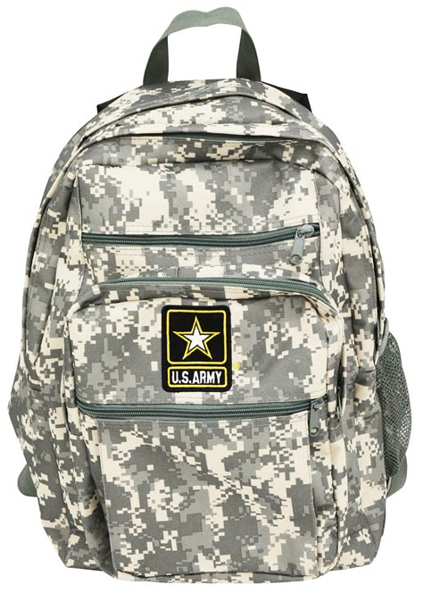 army bags and packs official us army strong backpack bag digital