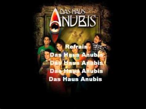 das haus anubis song das haus anubis titelsong 3 staffel tausend fragen lyris