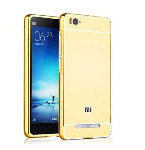 Sold Xiaomi Redmi 3s Second xiaomi redmi 3s prime cover by sga golden plain back covers at low prices snapdeal