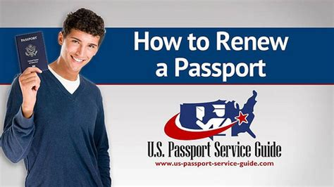 how to renew passport in how to renew a passport 01 flickr photo