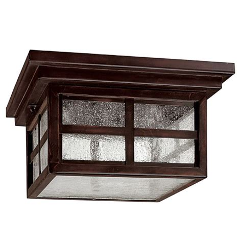 flush mount outdoor lighting fixtures capital lighting 9917mz mediterranean bronze 3