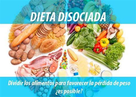 alimentos dieta disociada dieta disociada bien explicada 2018 tabla alimentos y men 250 s