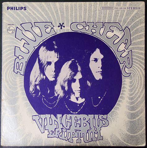 Original Album Cover Totes By Rock Musick blue cheer vincebus eruptum vinyl cover original rock