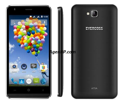 Touchscreen Strawberry St808 evercoss winner y ultra a75a ram 2 gb rom 16 gb lollipop