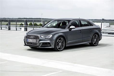 Audi S3 Sedan by Audi S3 Sedan 2016 Autoevolution