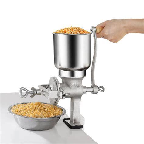 1Pcs Kitchen Tool Wheat Grain Nut Mill Cast Iron Manual Corn Grinder Flour Maker  in Grinder