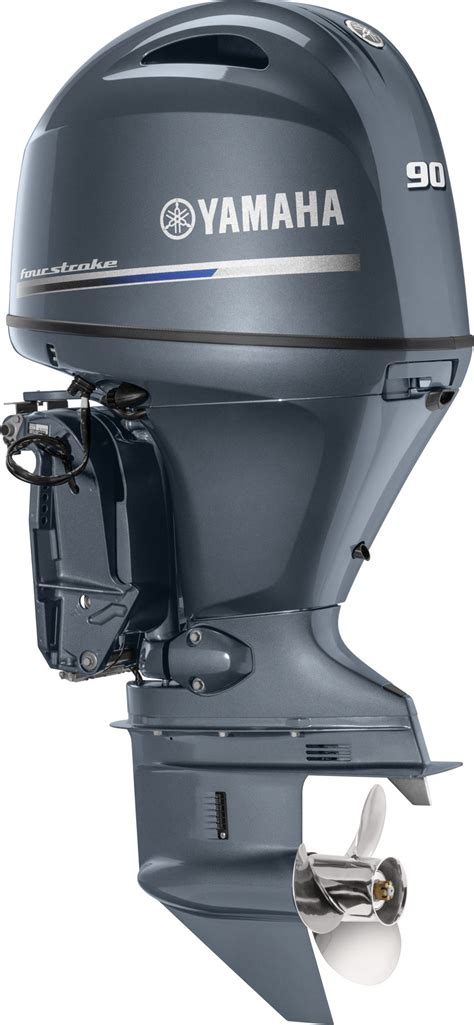 boat motors new f25 f75 and f90 outboards from yamaha lighter