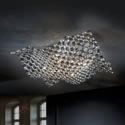 decken leuchten deckenleuchte saten aus kristall 56 cm 8582104
