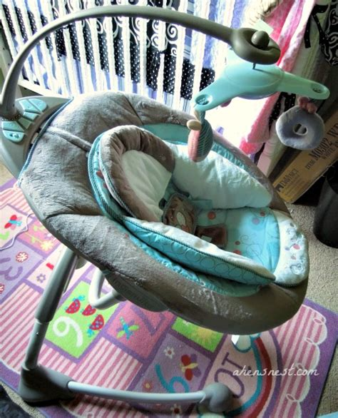 ingenuity cozy coo sway swing ingenuity cozy coo sway seat baby swing review
