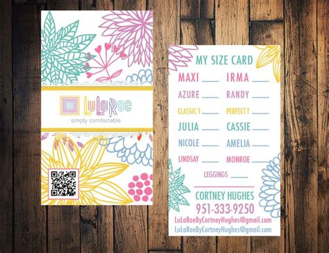 Lularoe Business Card Template by The World S Catalog Of Ideas