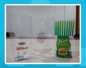 Plastik Bening Plastik Laundry Plastik Pp Termurah kemasan plastik berbahan pp polypropylene